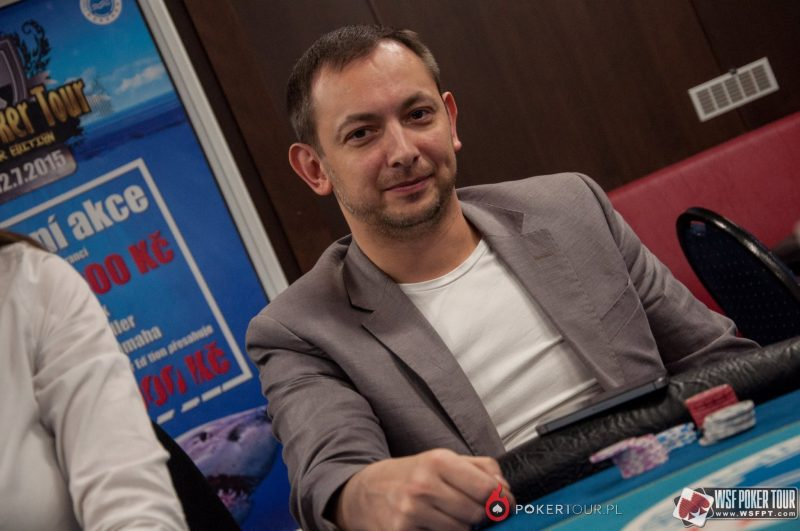 WSF Poker Tour. Interview with the director of the series – Alexander Soshin.
