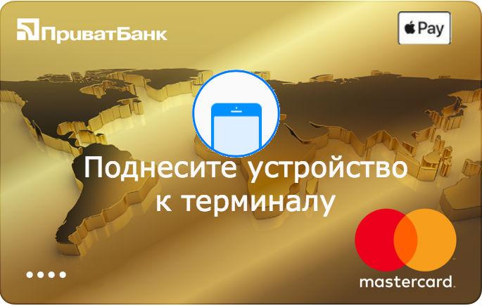 Apple Pay + Приват банк. Настройка, вопросы и ответы.